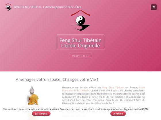 Bon Feng Shui : professionnel de l'aménagement d'intérieur