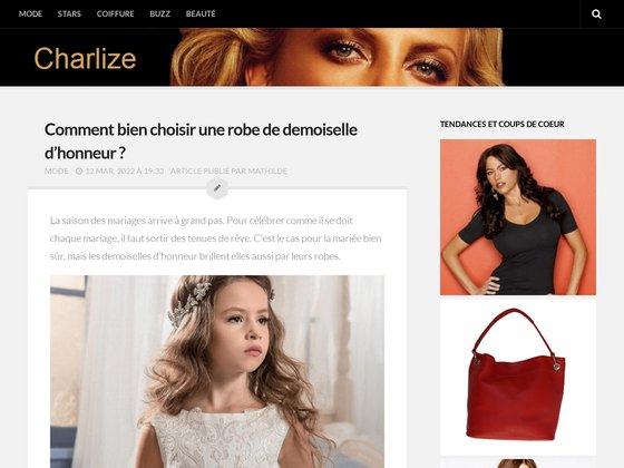 Le blog de l'actualité glamour