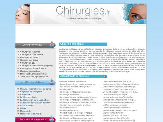 Chirurgies.fr