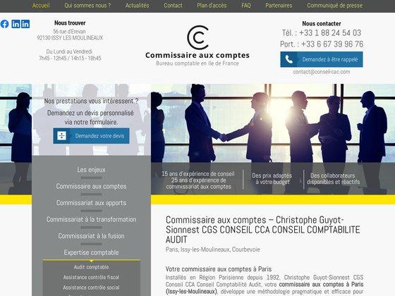 Expert comptable Courbevoie   Commissaire aux comptes Paris, IDF