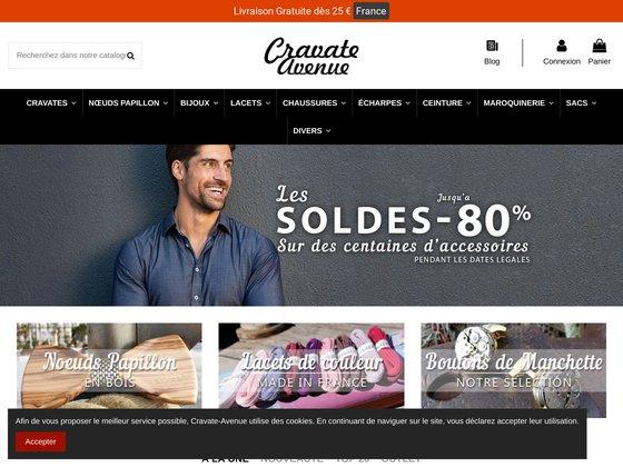 www.cravate-avenue.com