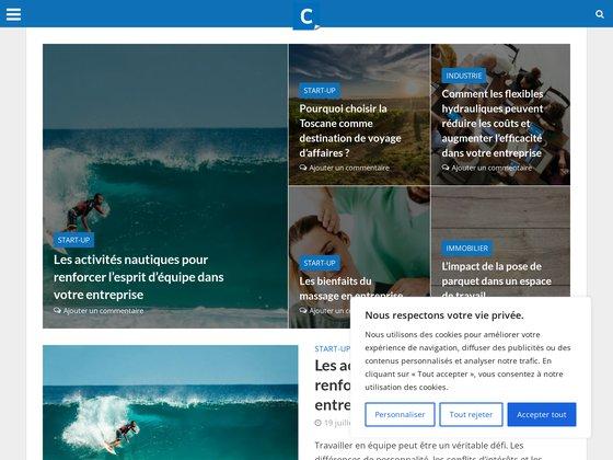 Cyperus, portail d'informations sur les entreprises françaises