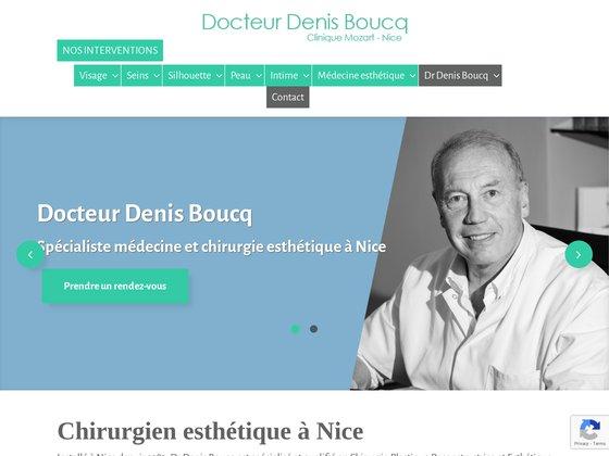 Dr Denis Boucq - medecine esthetique