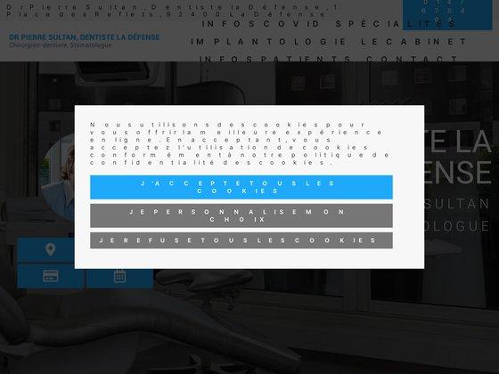 Cabinet dentaire Courbevoie - La défense