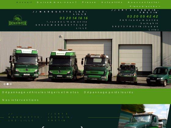 depannage routier - Marquette Lez Lille (59)