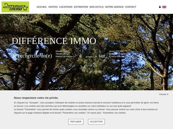 Difimmo : agence immobilière à Plouaret