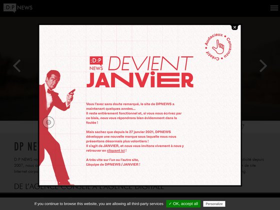 DP News, agence de communication à Montpellier