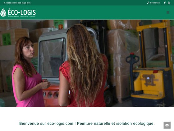 Eco-logis : isolants écologiques et peintures bio