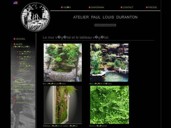 Le mur végétal intérieur pour un design végétal zen.