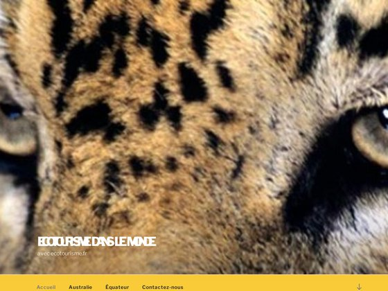 Tourisme Guyane Surinam Brésil avec E.G.E. : Voyage et Avent