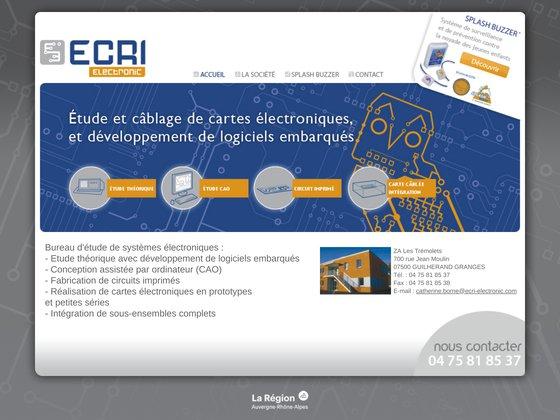 Bureau d'étude de systèmes électroniques.