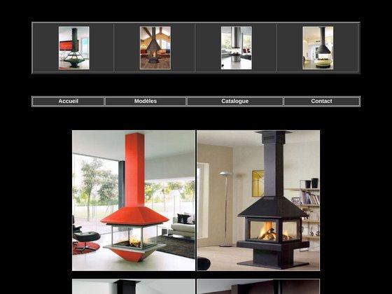 Les cheminées designs et cheminée de luxe