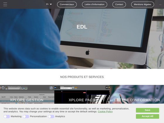 www.edl.fr