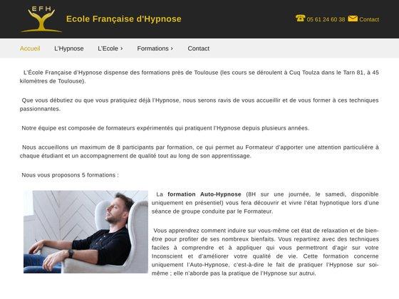 Ecole Française d'Hypnose Ericksonienne
