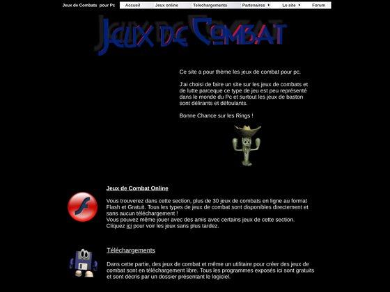 Jeux de Combat et de lutte Online pour Pc
