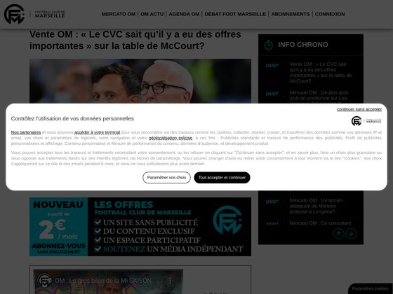 Om le site