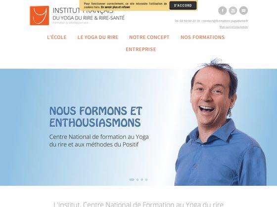 Institut français du yoga du rire & santé
