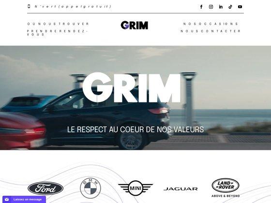 Groupe Grim Concessionnaire automobile Montpellier Valence Beziers