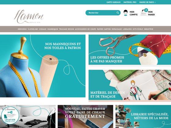 Hamon Paris : Tout pour la couture