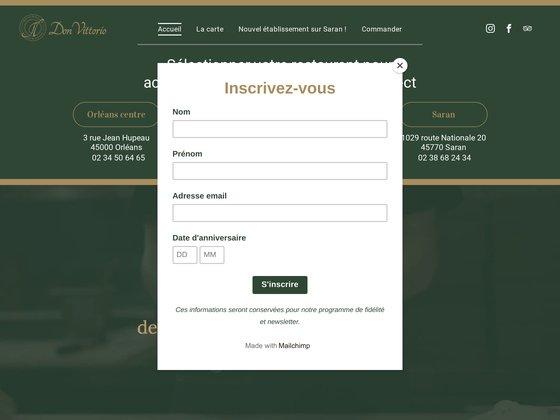 Il Don Vittorio
