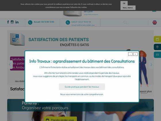 Infirmerie Protestante : une clinique à Lyon, entre tradition et modernité
