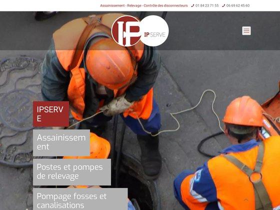 IP Serve, votre partenaire pour l'assainissement