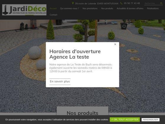 Jardideco, paysagiste, entretien espaces verts à Rouffignac (24)
