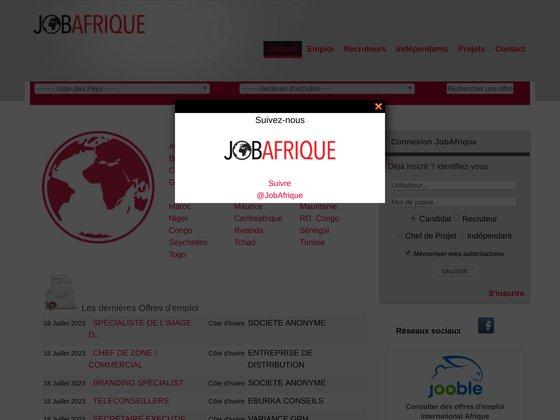 Job Afrique