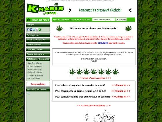 Cannabis et Marijuana