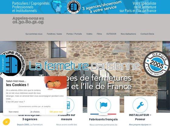 Fenêtre PVC en rénovation (Paris IDF) : la fermeture parisienne