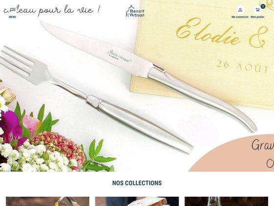 Coutellerie Benoit l'Artisan - Laguiole - Aveyron - France