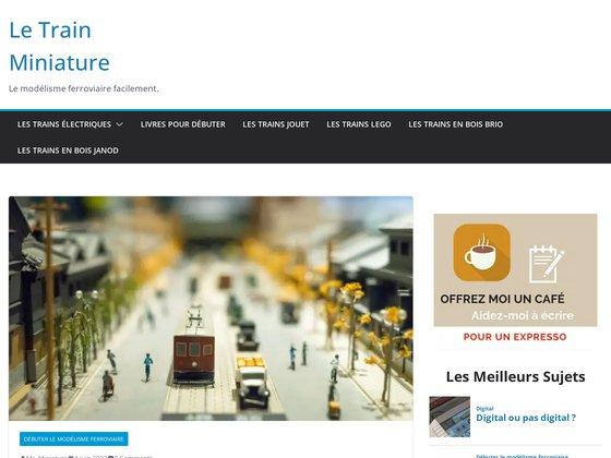 La passion du modélisme ferroviaire avec Le Train Miniature