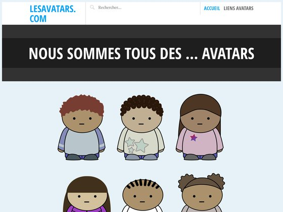 Les avatars : Avatar gratuits