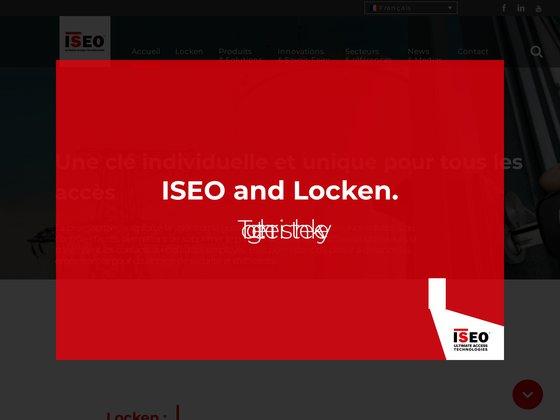 Locken, Contrôle d'accès numérique