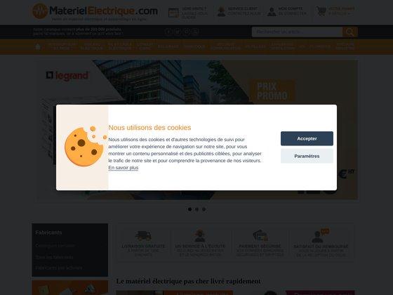 Materielelectrique.com