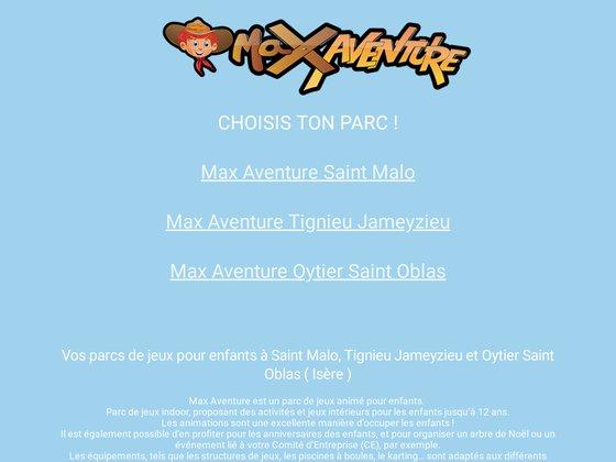 Max Aventure Centre Loisirs Jeux Enfant Lyon