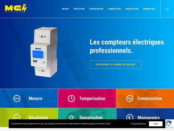 MCI Matériel électrique