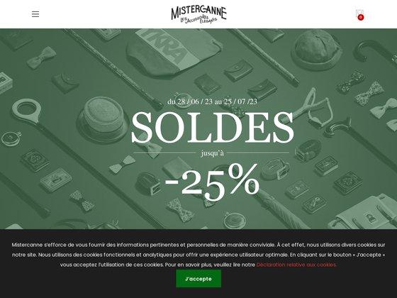 Mistercanne.fr le numéro uno des cannes de marche