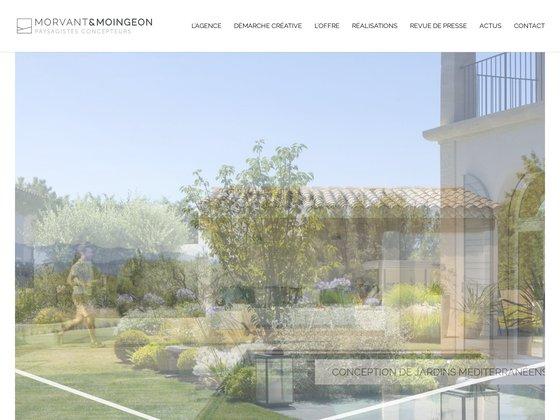 Agence MORVANT & MOINGEON - architecte paysagiste - Aix en Provence