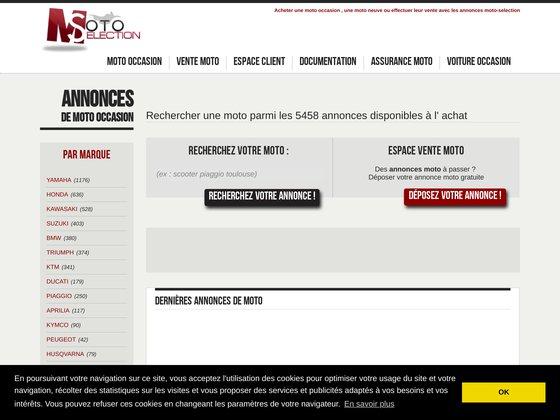 Acheter une moto d'occasion à prix discount