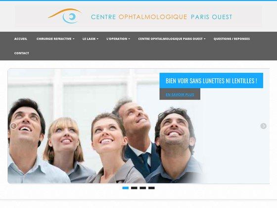 Myopie chirurgie lasik - opération laser yeux