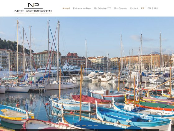 Agence immobilière de luxe Nice Properties