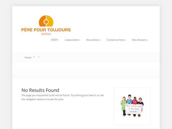 Père Pour Toujours Genève (PPTG)