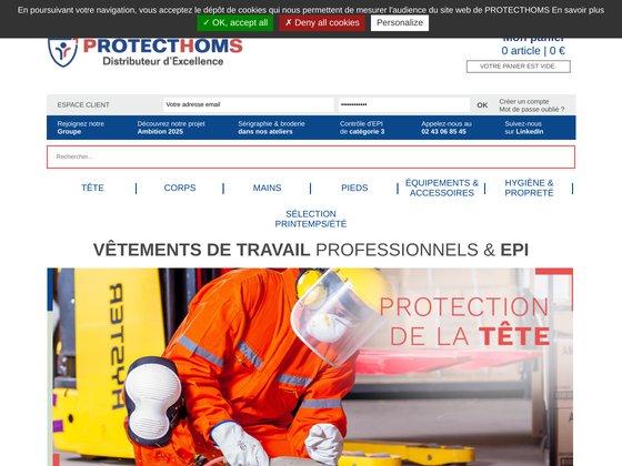 Protect'Homs - Protection - Hygiène - Sécurité
