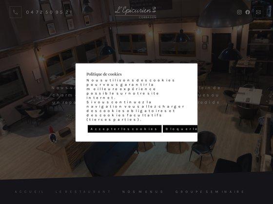 L'Epicurien Restaurant Séminaires Lyon Brignais