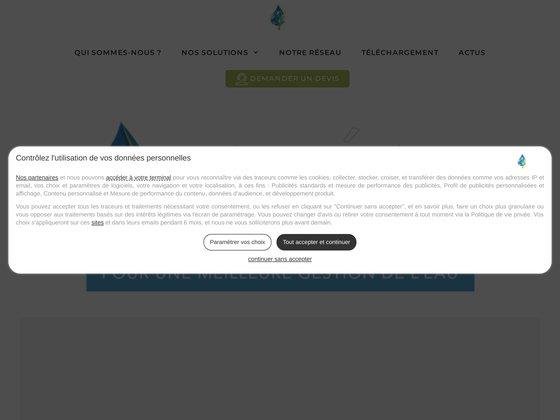 Sagéau - Spécialiste de l'assainissement en Gironde 33