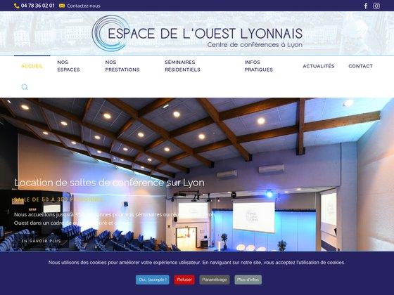 Centre de conférences Espace Ouest Lyonnais
