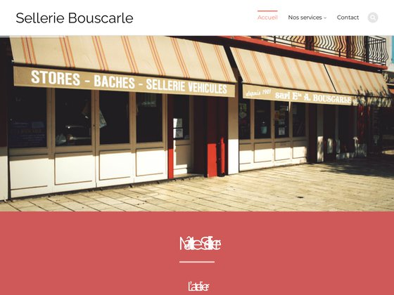 Bouscarle : sellerie & pergola