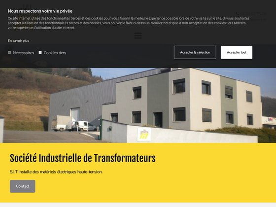 Sit vente location transformateur et condensateur