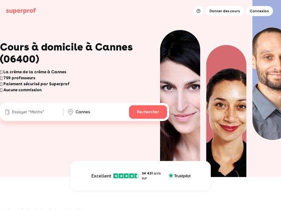 Schoolplus - soutien et perfectionnement scolaire à Cannes
